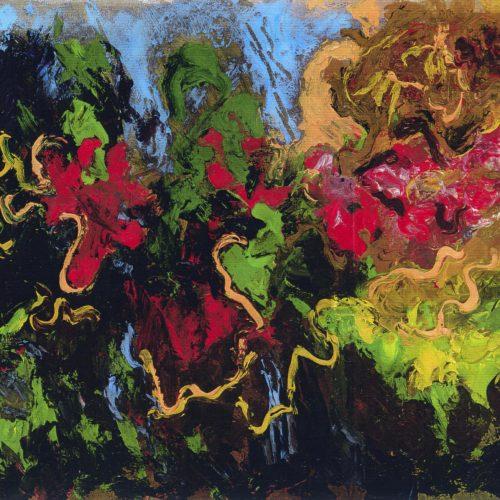 Anne Heike Hertrampf - Sommerblüten