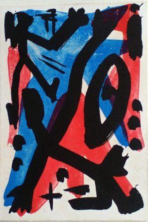 A. R. Penck - o.T.