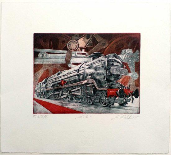 Markus Retzlaff - Eisenbahn