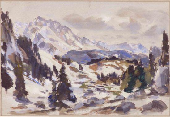 Friedrich Ludwig - Koenigsbachalm