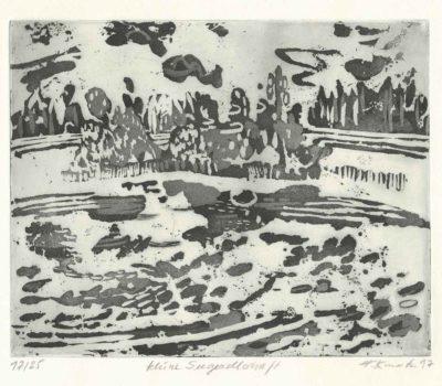 Franziska Kunath - kleine Seegesellschaft