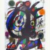 Joan Miró - Litografia original I