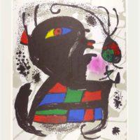Joan Miró - Litografia original V