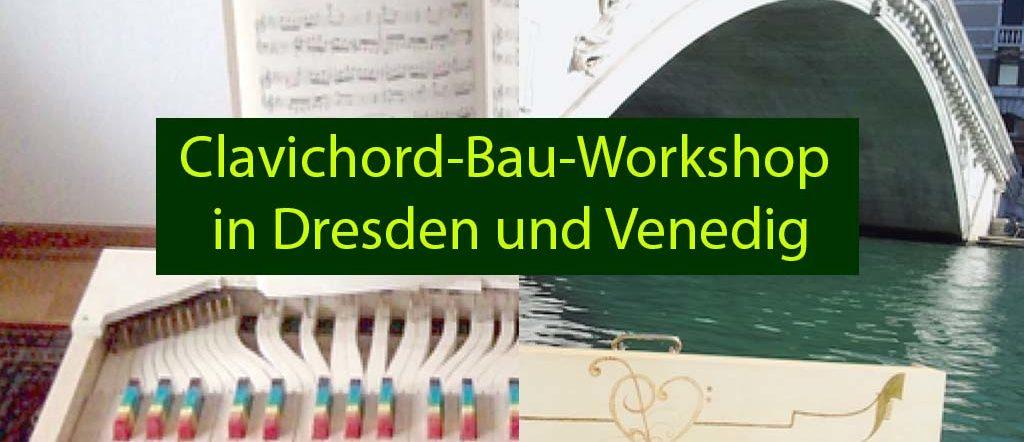 Clavichord-Bau-Workshop